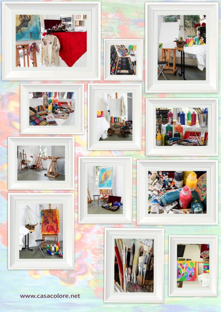 Casa Colore Atelier-Eindrücke