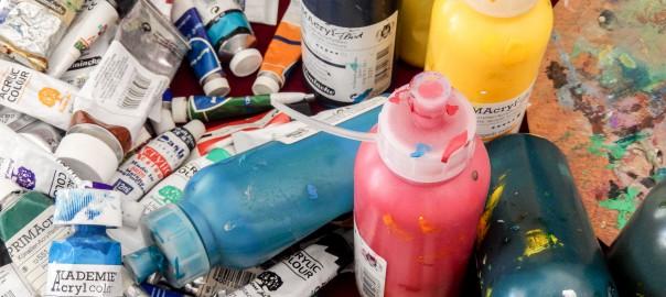Farben im Casa Colore